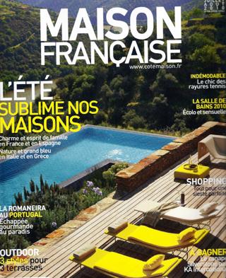 maison franaise magazine edition turkish edition of. Black Bedroom Furniture Sets. Home Design Ideas